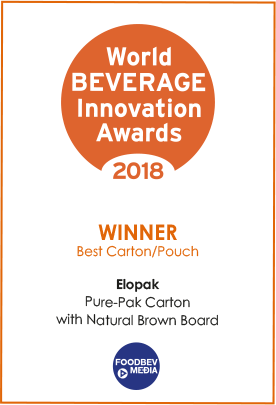 World Beverage Awards 2018 - Winner